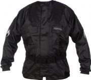 Richa Rain Warrior Over Jacket Black